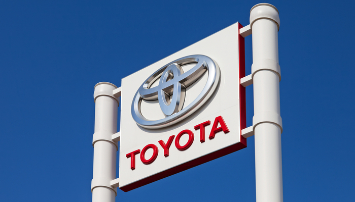 Amazon and Toyota team up