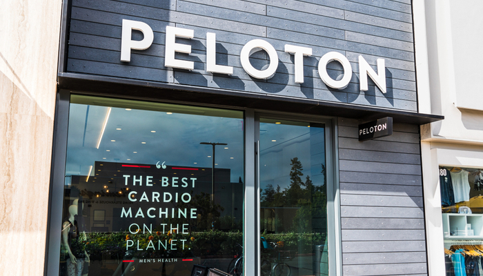 Peloton pedaled its way to new highs